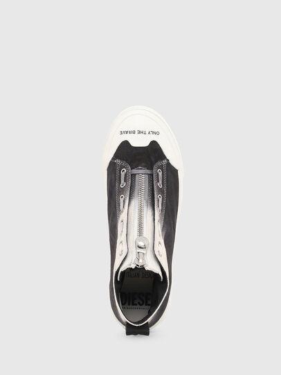 Diesel - S-ASTICO MZIP, White/Black - Sneakers - Image 5