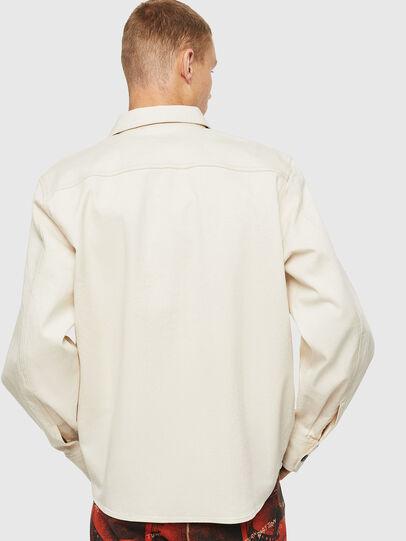 Diesel - S-JESSY, White - Shirts - Image 2