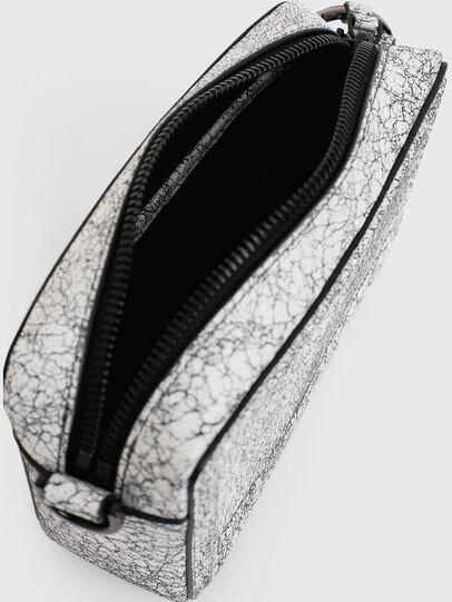 Diesel - ROSA', White/Black - Crossbody Bags - Image 5