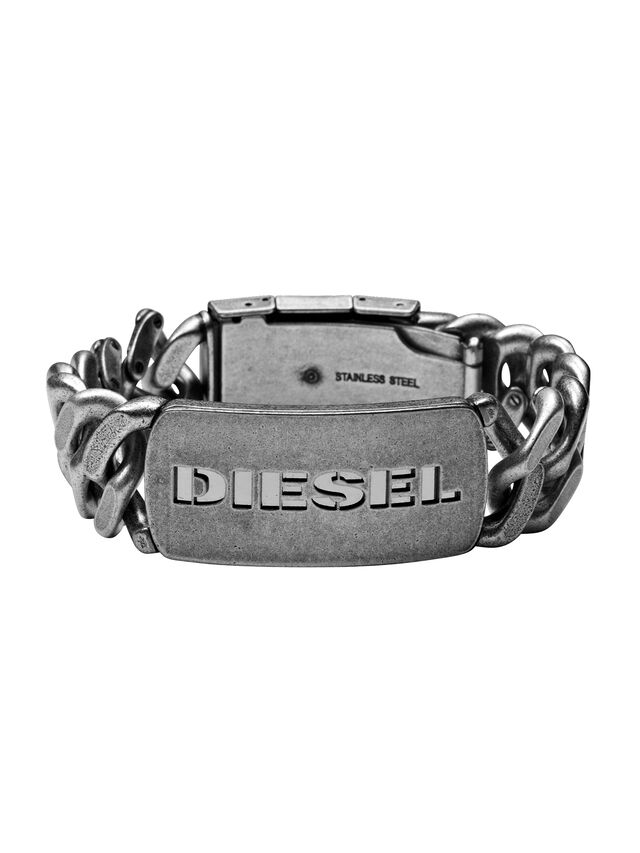 BRACELET DX0656, Silver