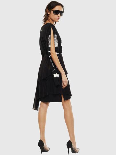 Diesel - O-BURNETT, Black - Skirts - Image 6