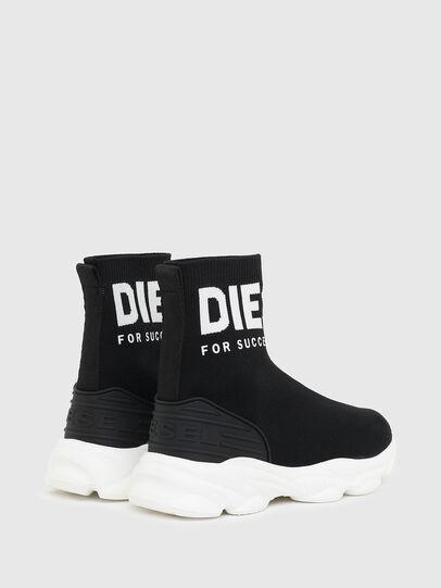 Diesel - S-SERENDIPITY SO MID, Black/White - Footwear - Image 3