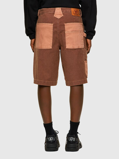 Diesel - D-CHAD-SP-NE, Light Brown - Shorts - Image 2