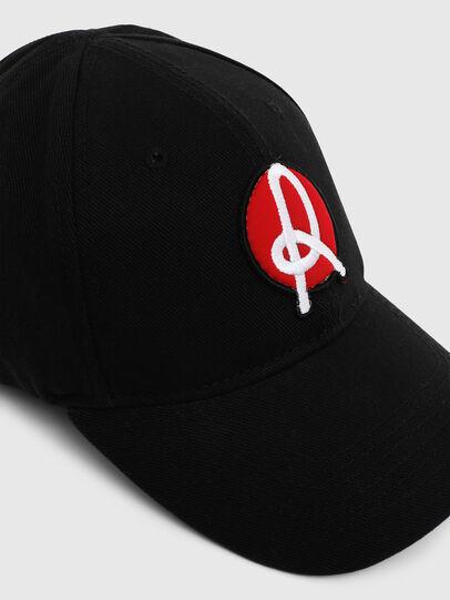 Diesel - LR-CAP, Black - Caps - Image 4