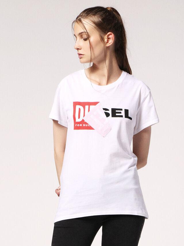 T-SULLY-BG, White