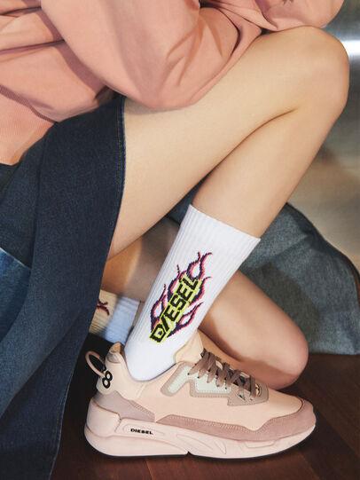 Diesel - S-SERENDIPITY LC W, Pink - Sneakers - Image 7