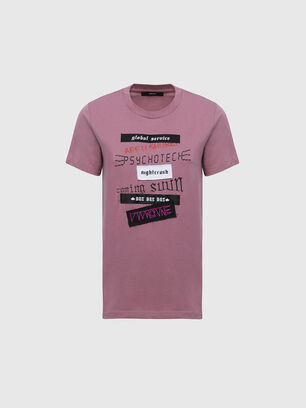 T-SILY-V20, Pink - T-Shirts