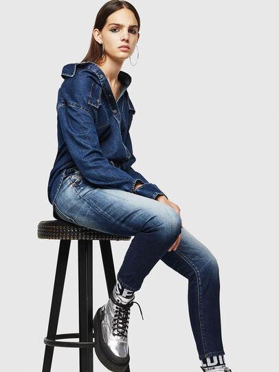 Diesel - Fayza 0092I,  - Jeans - Image 4