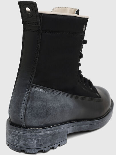 Diesel - D-THROUPER DBB W, Black - Ankle Boots - Image 5