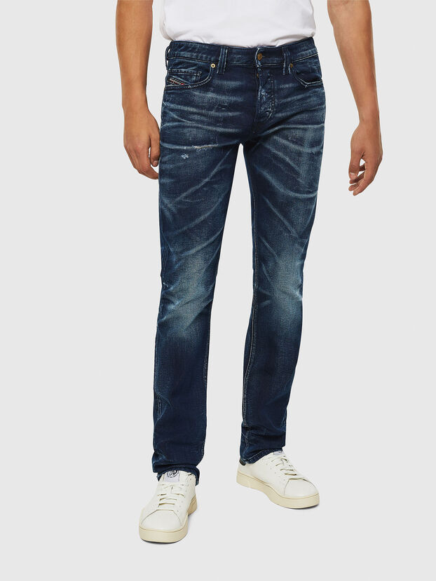 Safado 084AM, Dark Blue - Jeans