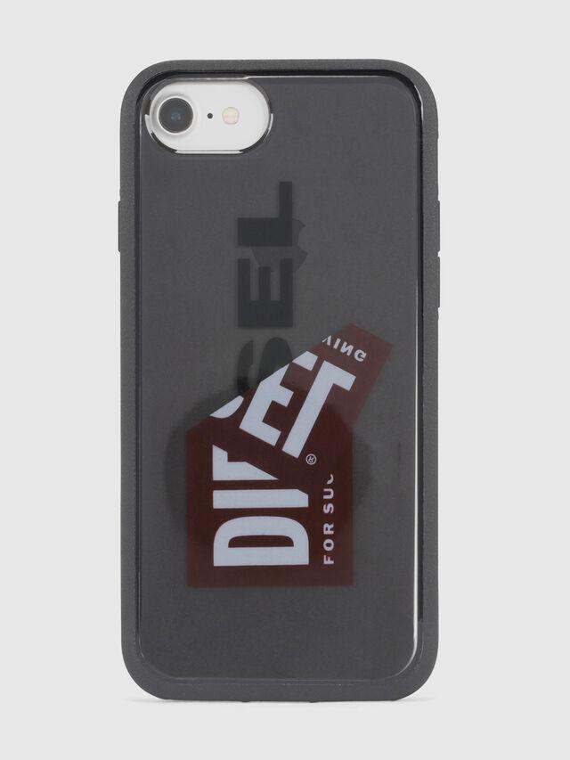 Diesel - STICKER IPHONE 8 PLUS/7 PLUS/6s PLUS/6 PLUS CASE, Black - Cases - Image 2