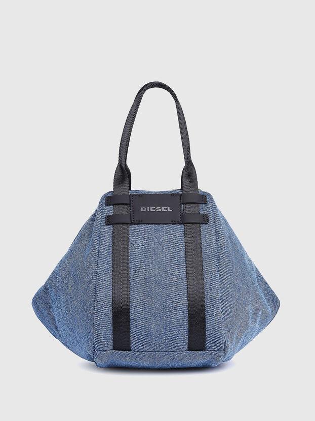 CAGE SHOPPER XS, Blue Jeans - Bags
