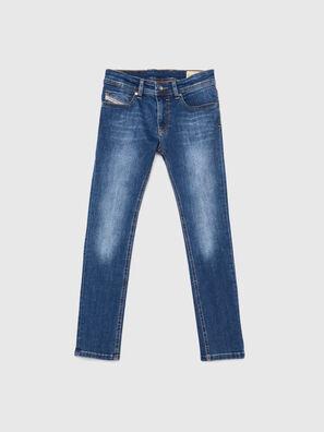 SLEENKER-J-N, Medium blue - Jeans