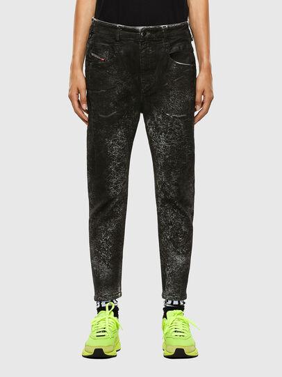 Diesel - Fayza 009DL, Black/Dark grey - Jeans - Image 1