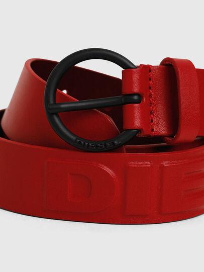 Diesel - B-RING, Fire Red - Belts - Image 2