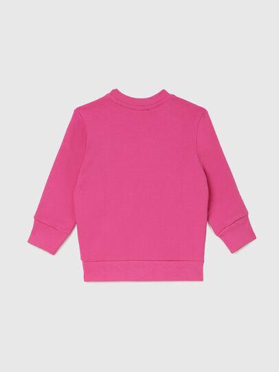 Diesel - SCREWDIVISION-LOGOB-, Pink - Sweaters - Image 2