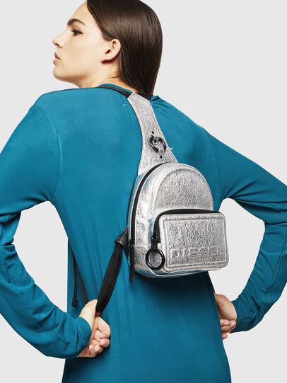 Diesel - ZANE', Silver - Backpacks - Image 6