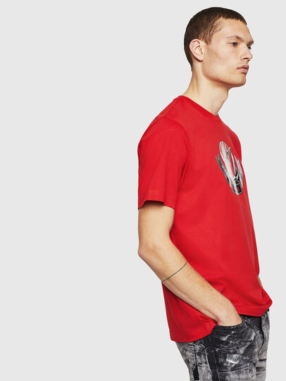 Diesel - T-JUST-B1,  - T-Shirts - Image 4