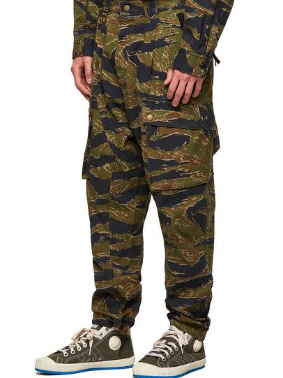 Diesel - P-BARTON, Military Green - Pants - Image 5