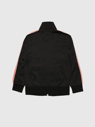 Diesel - SCORTESS, Black/Red - Sweaters - Image 2