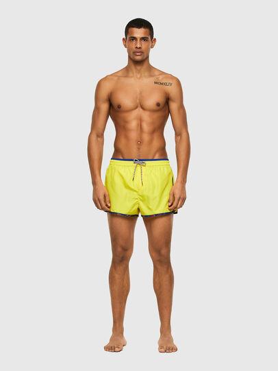 Diesel - BMBX-REEF-30, Yellow - Swim shorts - Image 1