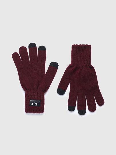 Diesel - K-JACK B, Violet - Gloves - Image 1