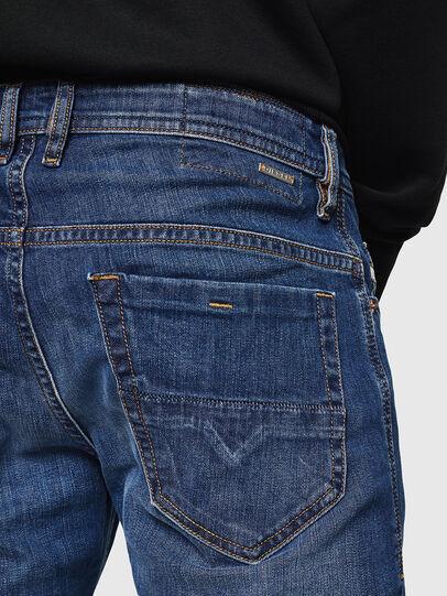 Diesel - Thommer 082AZ, Dark Blue - Jeans - Image 3