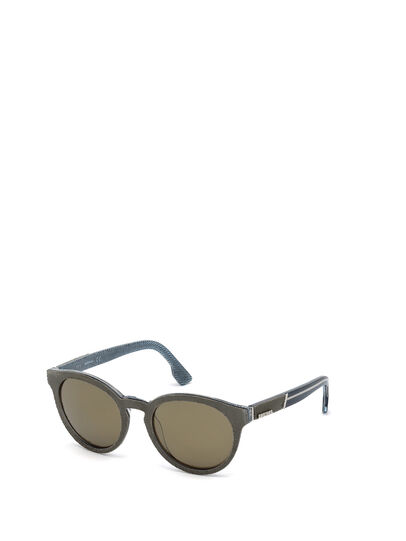 Diesel - DM0199,  - Sunglasses - Image 4