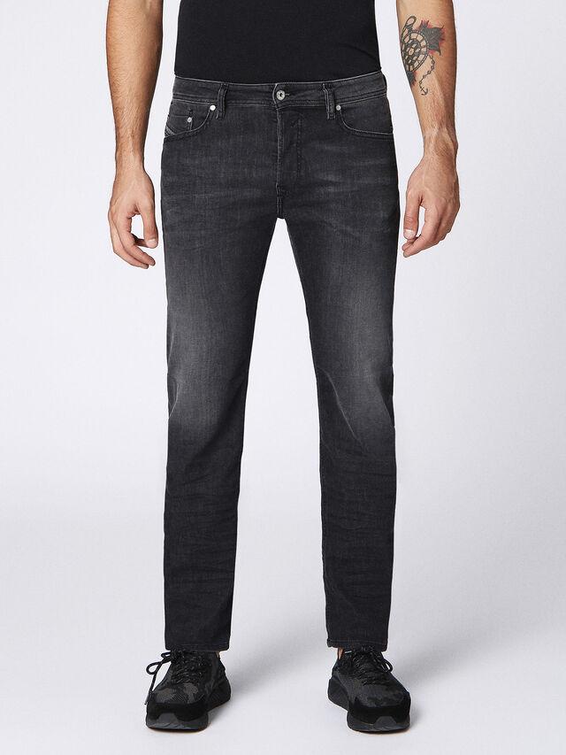 Diesel - Waykee 0687J, Black/Dark grey - Jeans - Image 1
