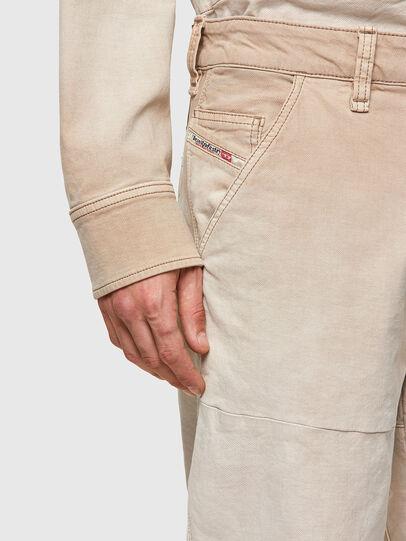 Diesel - D-Azerr JoggJeans® 069WG, White - Jeans - Image 5
