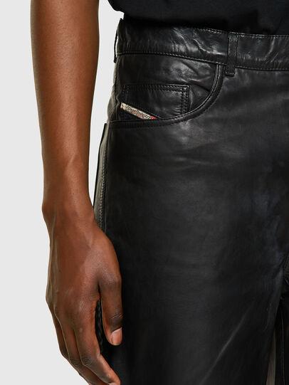 Diesel - P-MACS-SHORT, Black - Pants - Image 3