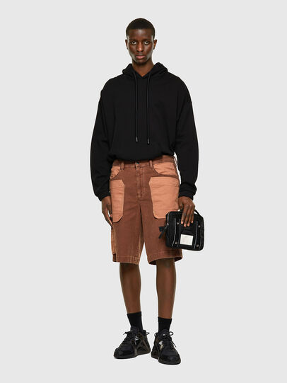 Diesel - D-CHAD-SP-NE, Light Brown - Shorts - Image 6