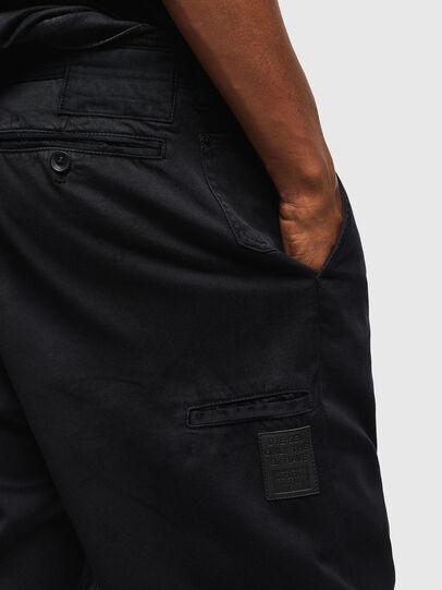 Diesel - P-JOSH, Black - Pants - Image 3