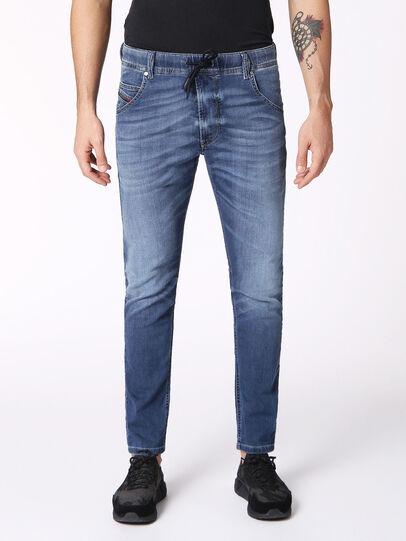 Diesel - KROOLEY R JOGGJEANS 0687C,  - Jeans - Image 1