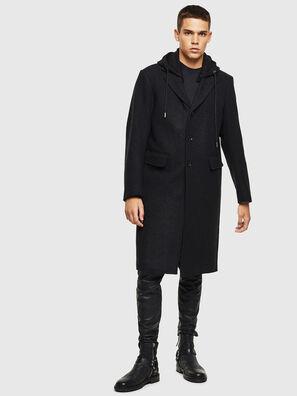 W-DEXTY, Dark grey - Winter Jackets