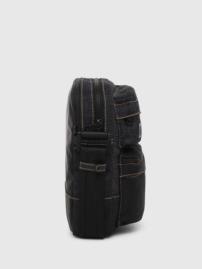 Diesel - SANDRIGO, Dark Blue - Crossbody Bags - Image 3
