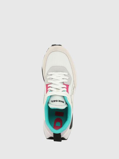 Diesel - S-TYCHE LOW CUT W, White/Grey - Sneakers - Image 6