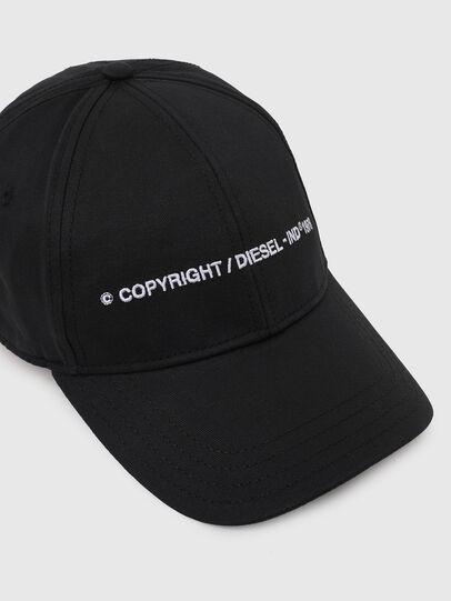 Diesel - COMIXI, Black - Caps - Image 3
