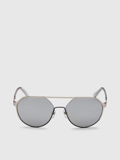 Diesel - DL0324, Grey - Sunglasses - Image 1
