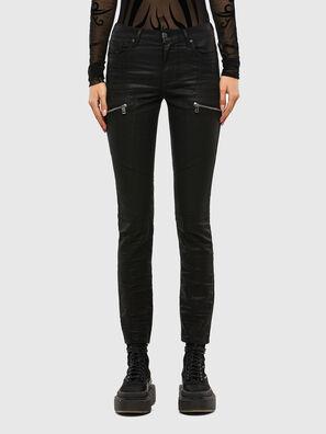 D-Ollies JoggJeans® 069RK, Black/Dark grey - Jeans