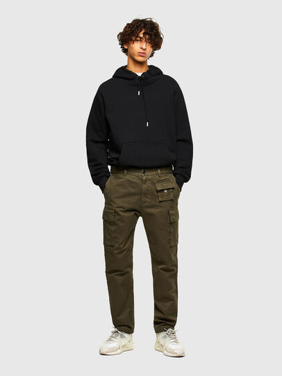 Diesel - P-COR, Military Green - Pants - Image 6