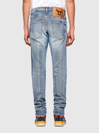 Diesel - D-Kras 009VW, Light Blue - Jeans - Image 2