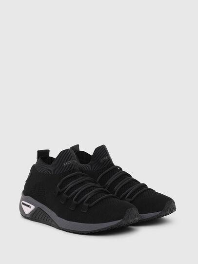 Diesel - S-KB ATHL LACE W, Black - Sneakers - Image 2