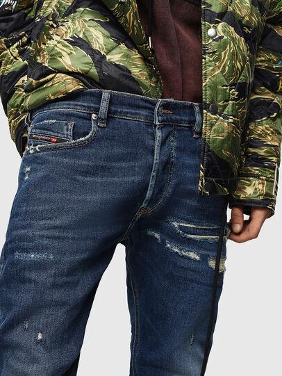 Diesel - Tepphar 0890R, Dark Blue - Jeans - Image 3