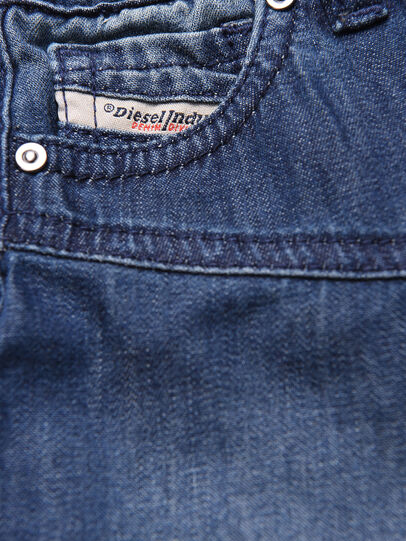 Diesel - GRINSKIB, Medium blue - Skirts - Image 3