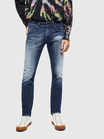 Diesel - Thommer 009BQ, Dark Blue - Jeans - Image 3