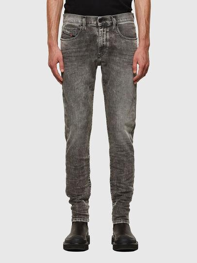 Diesel - D-Strukt 009KA, Light Grey - Jeans - Image 1