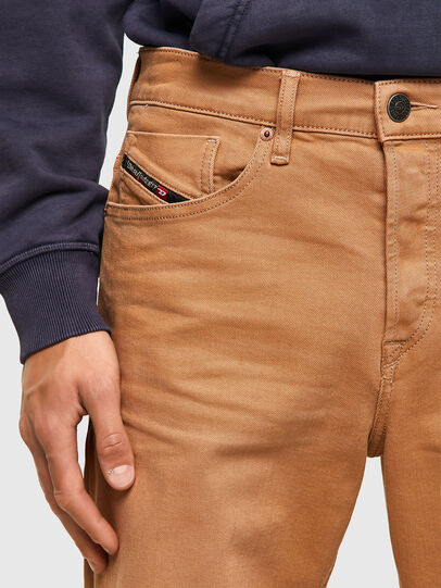 Diesel - D-Fining 09A32, Brown - Jeans - Image 4