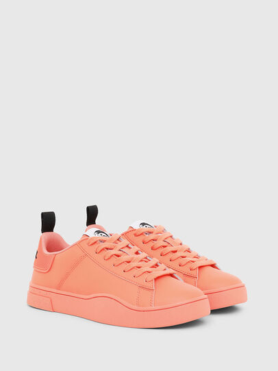Diesel - S-CLEVER LOW LACE W, Pink - Sneakers - Image 2