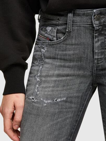 Diesel - D-Ollies JoggJeans® 009QT, Black/Dark grey - Jeans - Image 3
